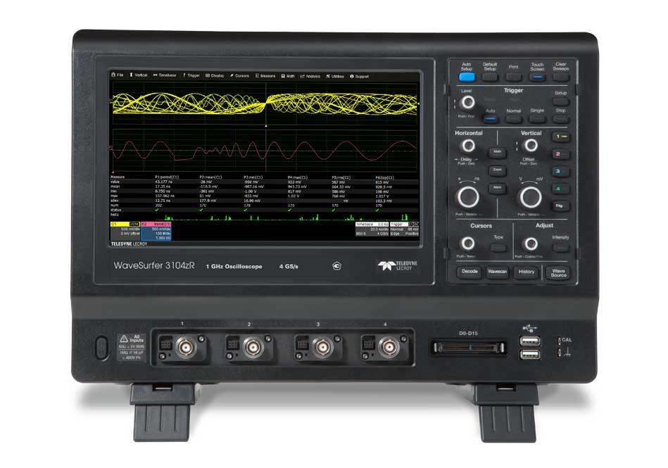 WaveSurfer 3104zR